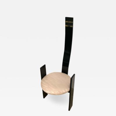 Poggi Rare Vico Magistretti Golem Chair for Poggi