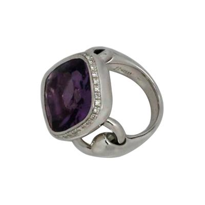 Poiray Paris Poiray Paris Indrani Amethyst Ring