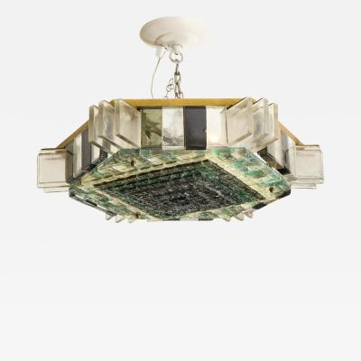 Poliarte Vintage Poliarte Verona Flush Mount Ceiling Light