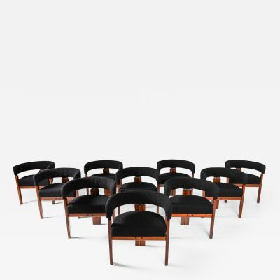 Poltronova Ettore Sottsass Armchairs for Poltronova 1970s
