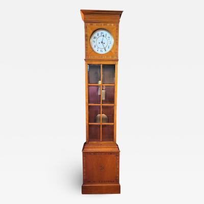 Portois Fix Art Deco Portois and Fix Viennese Tall Case Clock