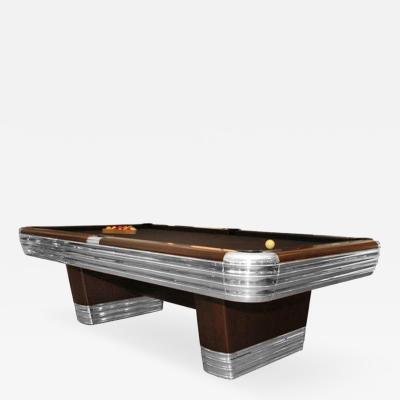 R I Anderson Centennial Tournament Pool Table by RI Anderson for Brunswick