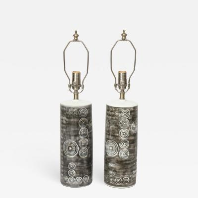 R rstrand Olle Alberius Rorstrand Porcelain Lamps