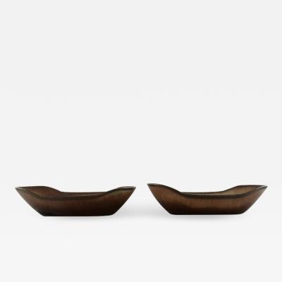 R rstrand R rstrand Rorstrand Gunnar Nylund two large ceramic bowls