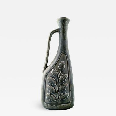 R rstrand Retro pitcher vase stoneware