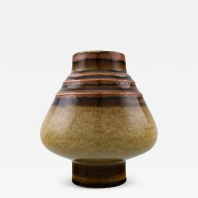 R rstrand Retro vase stoneware
