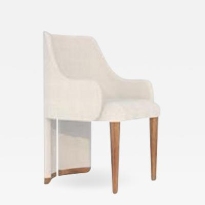 Randolph Hein Venus Arm Side Chair