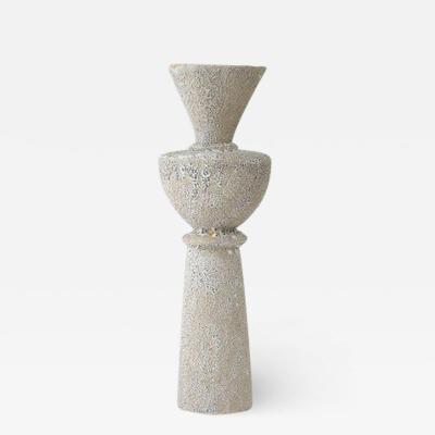 Raquel Vidal Pedro Paz Isolated n 20 Stoneware Vase by Raquel Vidal and Pedro Paz