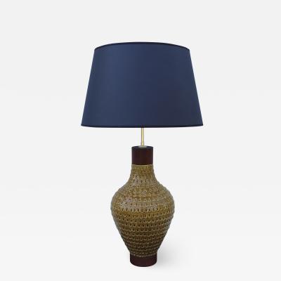Raymor Mid Century Modern Large Italian Lamp By Raymor