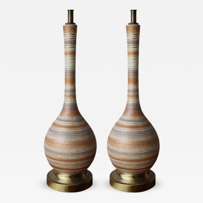 Raymor Pair of Raymor Lamps