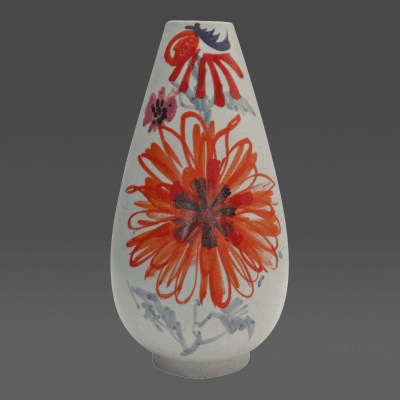 Raymor Raymor Art Pottery Tear Drop Vase