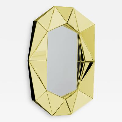 Reflections Copenhagen Gold Decorative Mirror