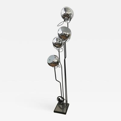 Reggiani 1970s Floor Lamp by Reggiani