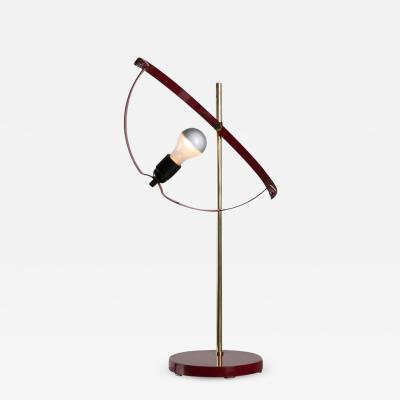 Reggiani Rare Table Lamp by Reggiani