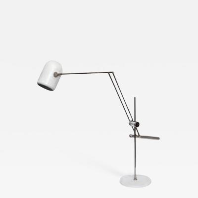 Reggiani Reggiani Articulated Table Lamp Mid Century Modern Italy 1960s