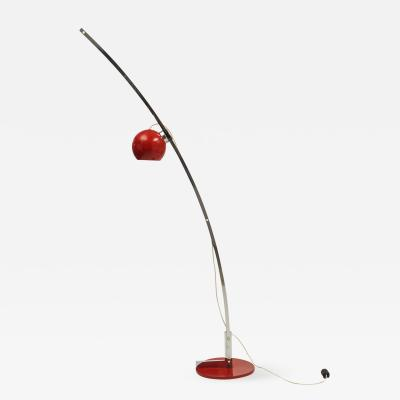 Reggiani Reggiani Chrome Floor Lamp