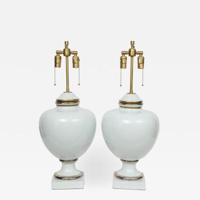 Richard Ginori Richard Ginori Porcelain Lamps