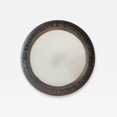 Rizzato Round Mirror by Rizzato