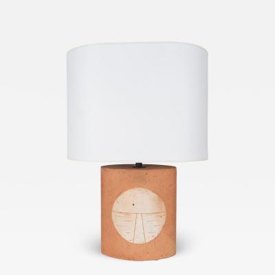 Roger Capron ROGER CAPRON CERAMIC TABLE LAMP