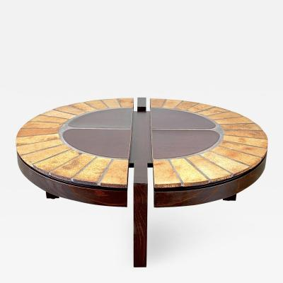 Roger Capron ROGER CAPRON COFFEE TABLE