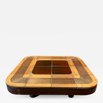 Roger Capron Roger Capron ceramic coffee table Mambo