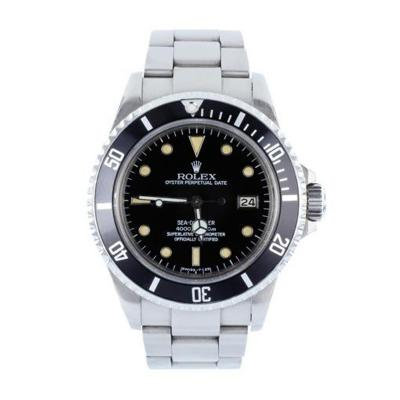 Rolex Gents Rolex Spider Web Dial Vintage Seadweller Style No 16660 Pre Owned
