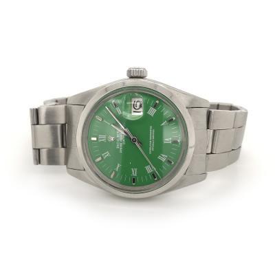 Rolex Green Dial Rolex Date