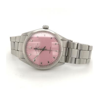 Rolex Pink Dial Rolex Air King