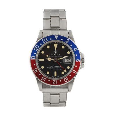 Rolex Vintage Rolex GMT Master 1675