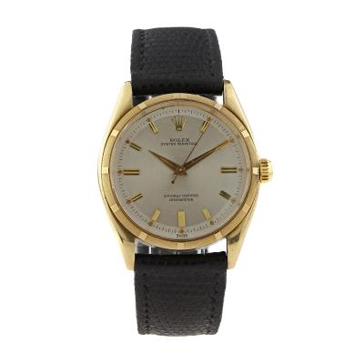 Rolex Vintage Rolex Oyster Perpetual 6565 Yellow Gold