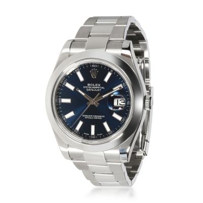 Rolex Watch Co Rolex Datejust II 116300 Mens Watch in Stainless Steel