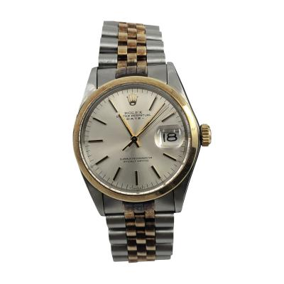Rolex Watch Co Rolex Steel Gold Date model