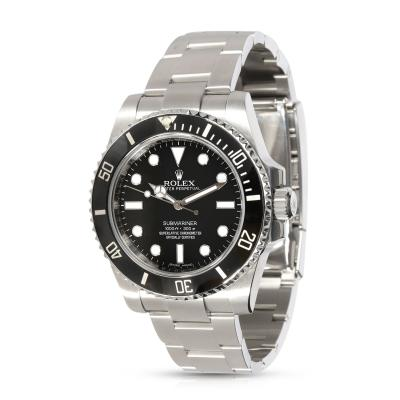 Rolex Watch Co Rolex Submariner 114060 Mens Watch in Stainless Steel