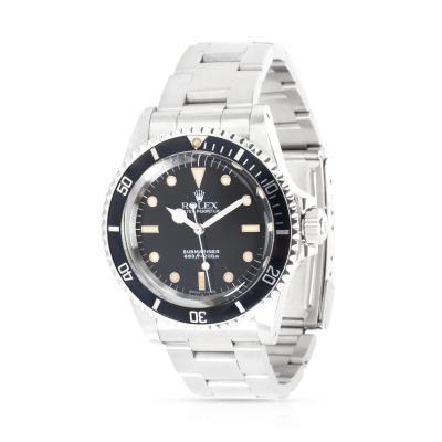 Rolex Watch Co Rolex Submariner 5513 Mens Watch in Stainless Steel