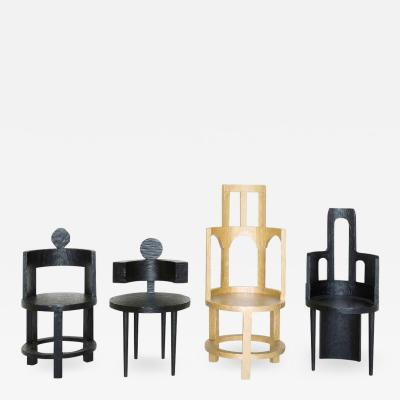 Rooms GOLD SCULPTURAL CHAIR ROOMS