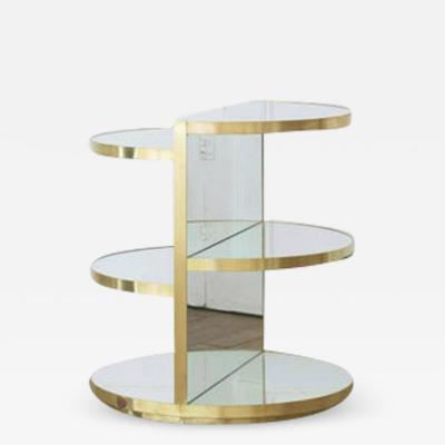 Rooms Invisible Brass Side Table Rooms