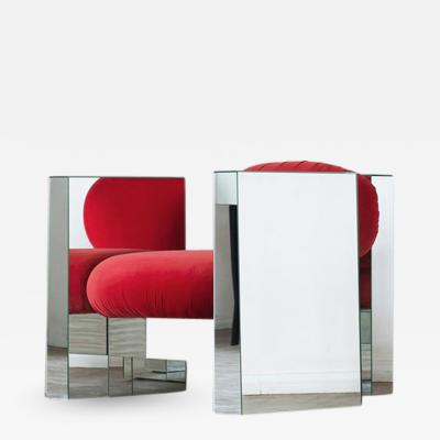 Rooms Invisible Mirror Armchair Rooms
