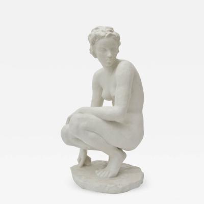 Rosenthal Rosenthal Sculpture Die Hockende