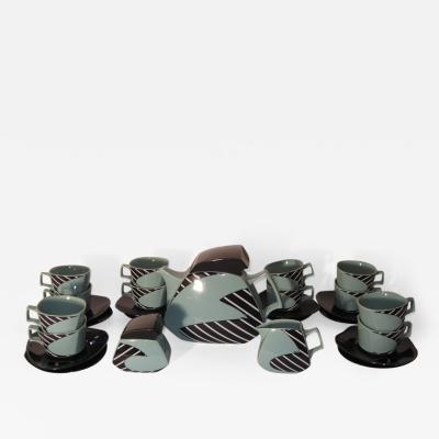 Rosenthal Rosenthal Vintage Ceramic Tea Set