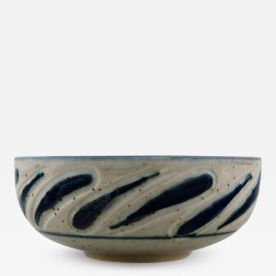 Royal Copenhagen Bowl in glazed ceramics