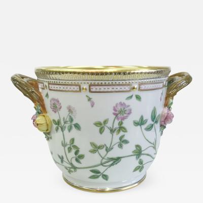 Royal Copenhagen Flora Danica Porcelain Wine Cooler