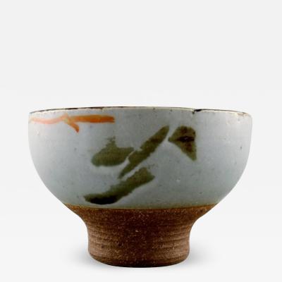 Royal Copenhagen Unique ceramic bowl