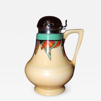 Royal Rochester Royal Rochester Modernistic Syrup DIspenser
