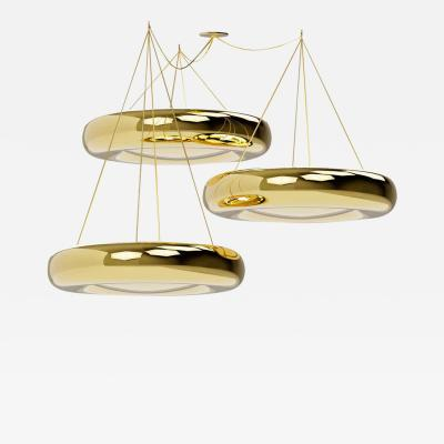 Royal Stranger Ensemble of Marshmallow Ceiling Lamps Royal Stranger