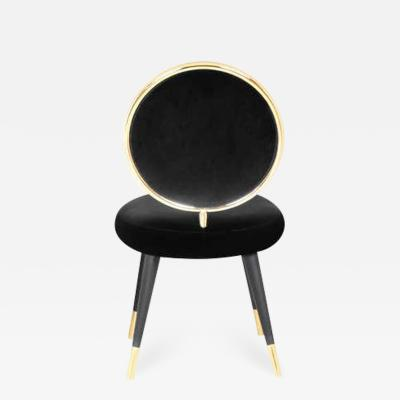 Royal Stranger Marshmallow Graceful Dining Chair Royal Stranger