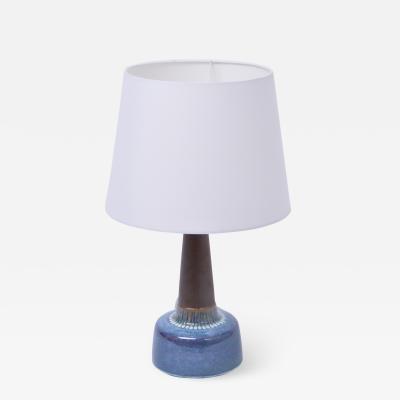 S holm Stent j Soholm ceramics Mid Century Modern Stoneware table Lamp by Einar Johansen for S holm