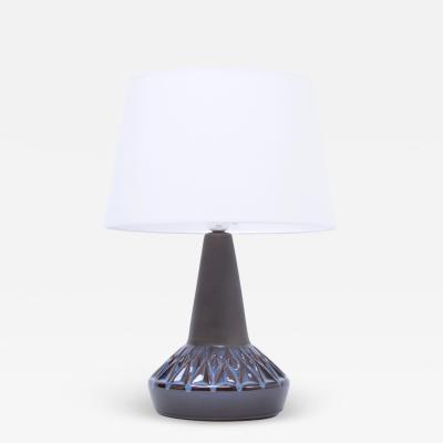 S holm Stent j Soholm ceramics Mid Century Modern table lamp model 1058 by Soholm