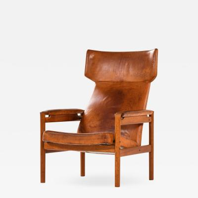 S ren Hansen Soren Hansen Easy Chair Model 4365 Produced by Fritz Hansen