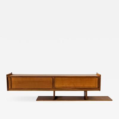 SAM Soci t Auxiliaire du Meuble Wall cabinet and bookshelf SAM Edition 1950