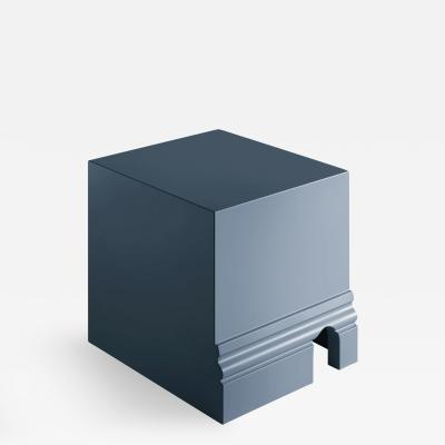 SECOLO Chunk playful side table designed by Artefatto Design Studio
